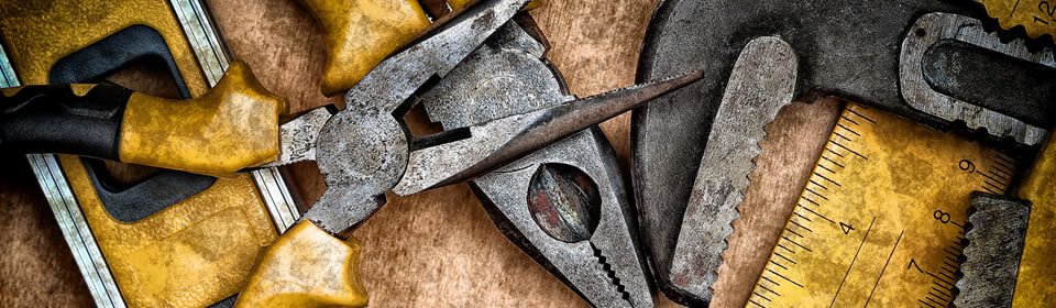 tools for maintenance